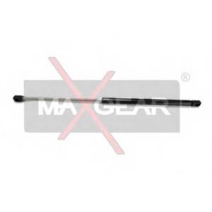 MAXGEAR 120105 Упругий элемент, крышка багажника / помещения для груза