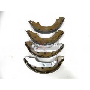 MAXGEAR 19-0252 Барабанные тормозные колодки Kangoo 203x38