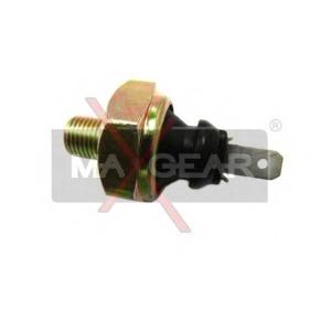 MAXGEAR 21-0113 Датчик давления масла 1,4 бар (черный) VW/Audi
