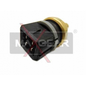 MAXGEAR 21-0142 Датчик темп.охл.жид к..черн белой полосой