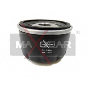 MAXGEAR 26-0102 Фильтр масляный Renault