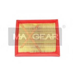 MAX GEAR 26-0151 Фільтр повітря GOLF III/IV/VENTO 92>98