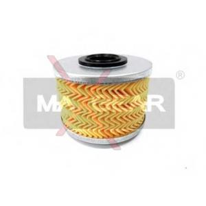MAXGEAR 26-0180 Фильтр топливный Kangoo F8Q (Purflux) низкий