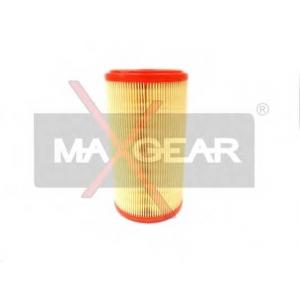 MAXGEAR 26-0187 Фильтр воздушный PSA DW8 11/00->11/02 h=215mm