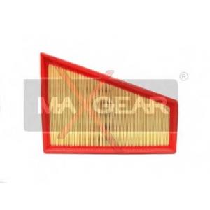 MAXGEAR 26-0367 Фильтр воздушный 306/Berlingo/Xsara/Partner DW10 ->11/02 h=67mm