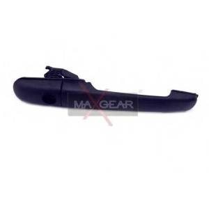 MAXGEAR 28-0009 Ручка двери наружная MB Sprinter/VW LT 96-06 (передняя/задняя)