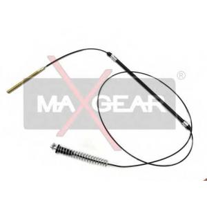 Трос, стояночная тормозная система 320109 maxgear - FIAT UNO (146A/E) Наклонная задняя часть 45 0.9