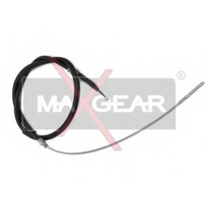 MAXGEAR 320239 Трос ручного гальма VW Golf 91- /дискові/