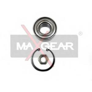MAXGEAR 33-0045 Подшипник передней ступицы С15/ZX/205/306/309/Dacia (35x72x33)