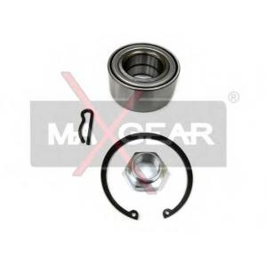 MAXGEAR 33-0047 Подшипник передней ступицы Berlingo/Partner/BX/405/406 (42x82x36)