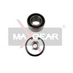 MAXGEAR 33-0048 Подшипник передней ступицы C2/C3/1007/207 (37x72x33)