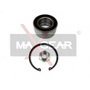 MAXGEAR 33-0051 Подшипник передней ступицы C3new/C4/C5/307/308/Berlingo2/Partner2 ASB (42x82x36)