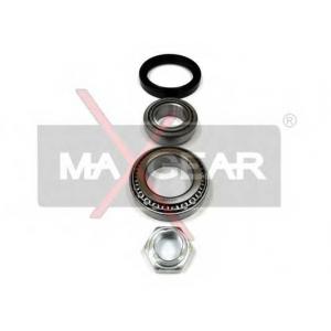 MAXGEAR 33-0066 Подшипник задней ступицы Jumper/Boxer 1.4T