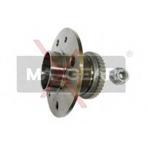 MAXGEAR 33-0338 Ступица задняя Megane/Scenic +ABS 44z