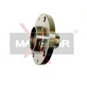 MAXGEAR 33-0476 Ступиця перед. колеса PSA Berlingo/Partner/C3/C4/206/306/405/406/3008/5008