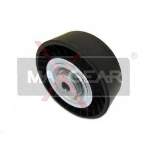 MAXGEAR 540078 Паразитный / ведущий ролик, поликлиновой ремень