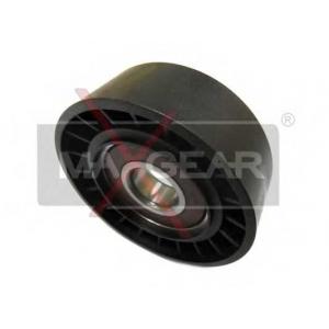 MAXGEAR 540158 Паразитный / ведущий ролик, поликлиновой ремень