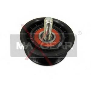 MAXGEAR 540327 Паразитный / ведущий ролик, поликлиновой ремень