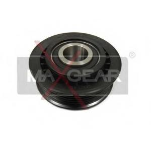 MAXGEAR 540401 Натяжной ролик, поликлиновой  ремень