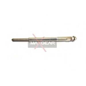 MAXGEAR 66-0031 Свеча накала PSA DV4/DV6 ->05/06 (под резьбу) 119mm