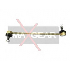 MAXGEAR 72-1410 Стойка переднего стабилизатора Megane2/Scenic2/Kangoo2 285mm