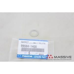 MAZDA 995641400 Прокладка сливной пробки поддона картера