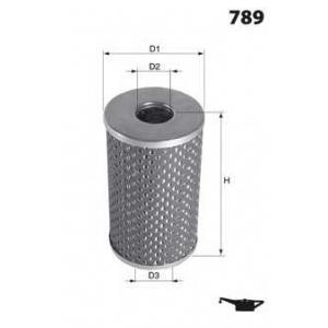 MECAFILTER ELH4727 Spin-on Oil filter