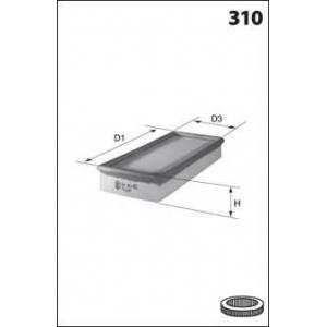 MECAFILTER ELP3593 Air filter