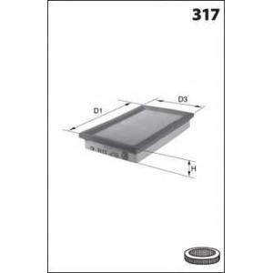 MECAFILTER ELP3771 Air filter