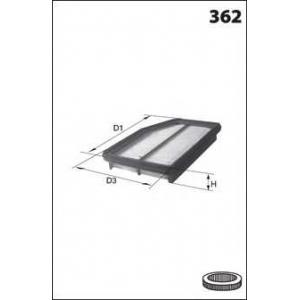 MECAFILTER ELP9139 Air filter