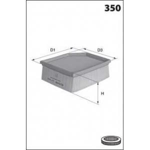 MECAFILTER ELP9155 Air filter