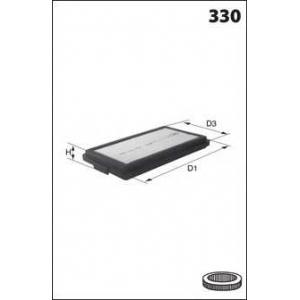 MECAFILTER ELP9220 Air filter