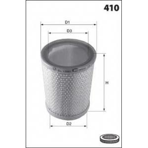 MECAFILTER FA3125 Air filter