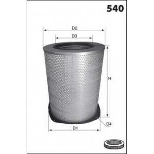MECAFILTER FA3195 Air filter