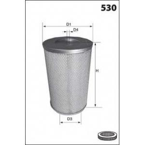 MECAFILTER FA3204 Air filter