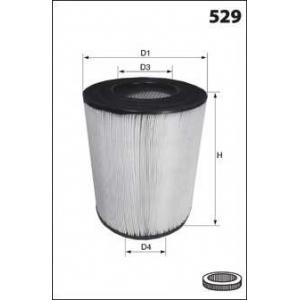 MECAFILTER FA3376 Air filter
