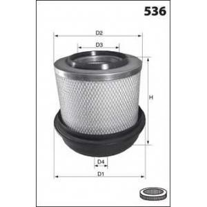 MECAFILTER FA3424 Air filter
