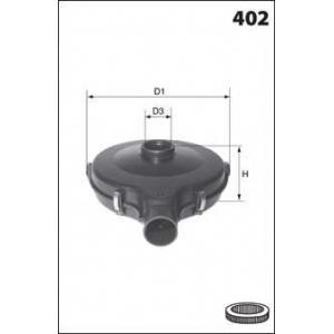 MECAFILTER L3392 Air filter