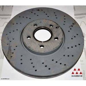 MERCEDES-BENZ A2204211812 220 421 18 12 (диск тормозной передний w220  4-матик)
