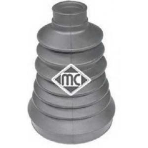 METALCAUCHO 00134 Пыльник ШРУСа (00134) Metalcaucho