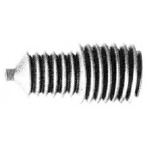 METALCAUCHO 00265 Пыльник рулевой рейки (00265) Metalcaucho