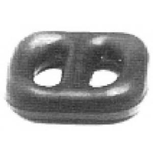 Резинка подвески глушителя (сред. части) Opel 1,3/ 00270 metalcaucho -