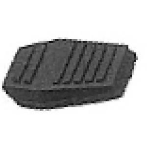 Педальные накладка, педаль тормоз 00418 metalcaucho -