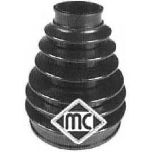 METALCAUCHO 00460 Пыльник ШРУСа (00460) Metalcaucho