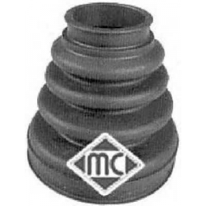 METALCAUCHO 00467 Пыльник ШРУСа (00467) Metalcaucho