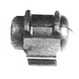 METALCAUCHO 00468 Втулка стабилизатора наружная (d=23mm) Renault Rapid,Express,Super 5