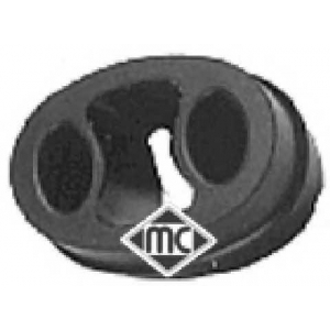 METALCAUCHO 00975 Кронштейн, система выпуска ОГ
