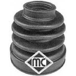 METALCAUCHO 01049 Half Shaft Boot Kit