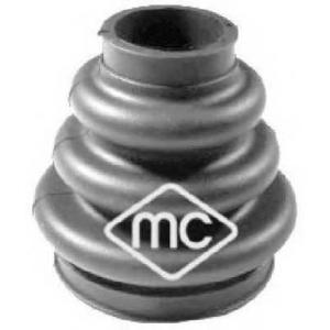 METALCAUCHO 01219 Пильник кулака зовнішній BMW E46 (31*51*76)