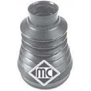 METALCAUCHO 01302 Пильник шруса внутр. к-т MB W168/169 32*70